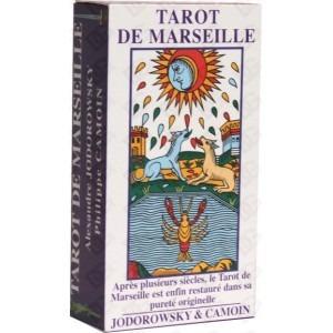 tarot marsella de alejandro jodorowsky / bolsillo 4 x 8 cms