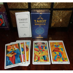 Tarot Marselles, Cartas / Baraja 78 Cartas.gran Calidad.