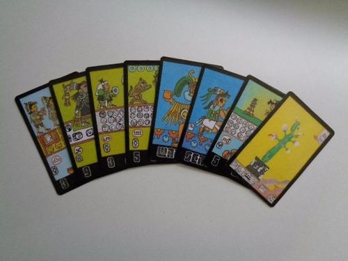 tarot maya xultúa cartas oraculo