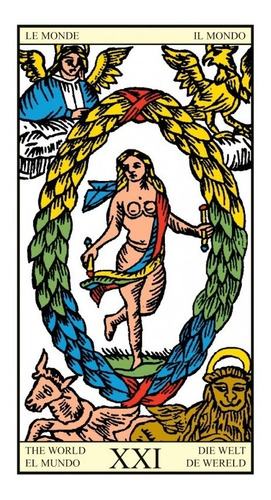 tarot of marseille, folleto y 78 cartas, tarot de marsella
