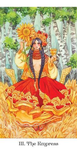 tarot of the golden wheel este tarot esta en ingles