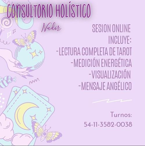tarot online. mensaje angelico. visualización