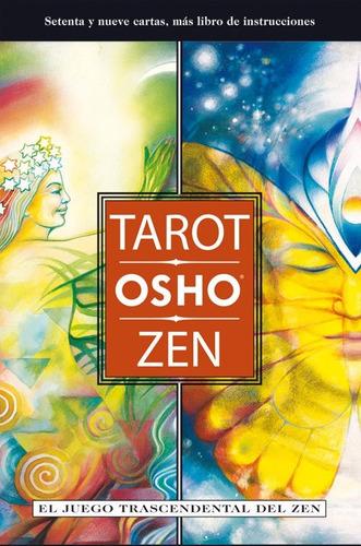 tarot osho zen libro + 78 cartas nuevo original cerrado