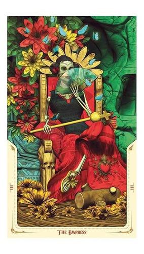 tarot santa muerte tarot este tarot esta en ingles