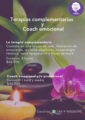 tarot terapéutico, terapias complementarias