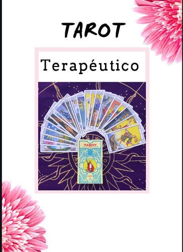 tarot terapéutico/holistico sesión de 1 hora