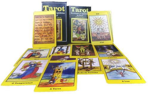 tarot tetragrammaton- revelando os misterios do tarot