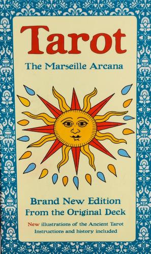 tarot the marseille arcana, brand new edition