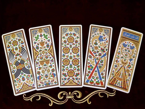 tarot -tirada lectura de cartas - consulta varios mazos