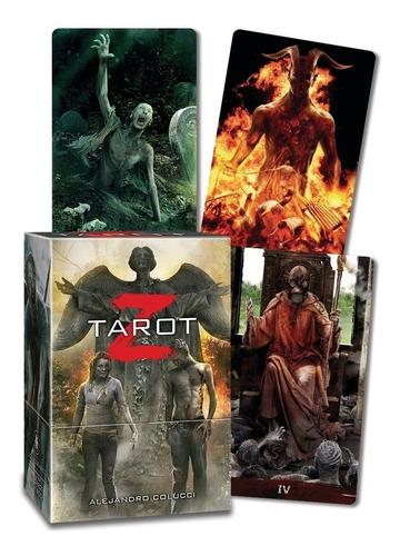tarot z, nuevo y original