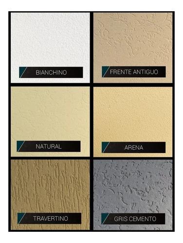 tarquini pintura revestimiento paredes interiores exteriores