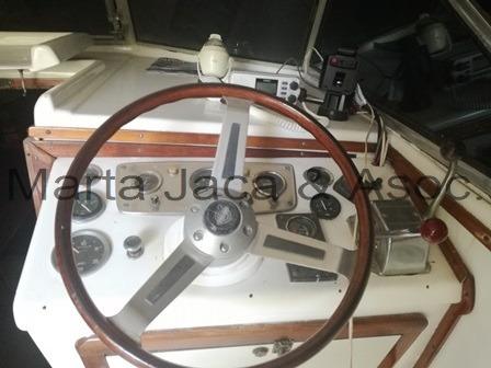 tarrab 101 crucero lancha