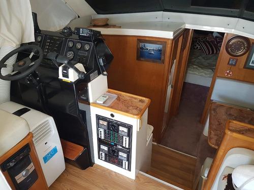 tarrab 331 fly 1996 único buen estado 2 motores volvo 130hp