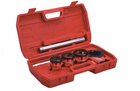 tarraxa para canos metálicos 6 peças worker