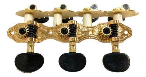 tarraxa rozini violão 7 corda ra406gk7pg-a2b dourada