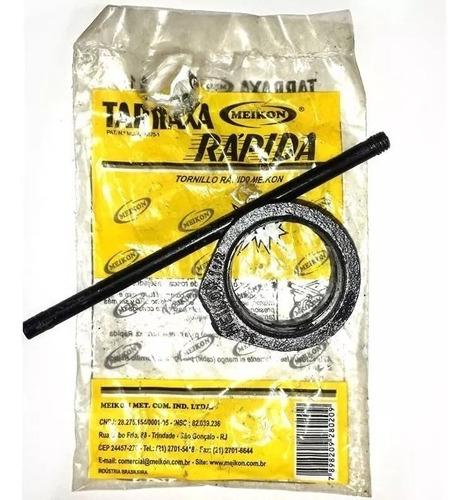 tarraxa tubo pvc 3/4  meikon - unidade