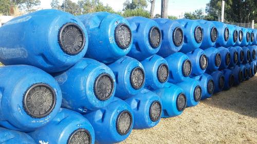 tarrinas 240 litros un solo uso (aceitunas) tapa rosca. agua