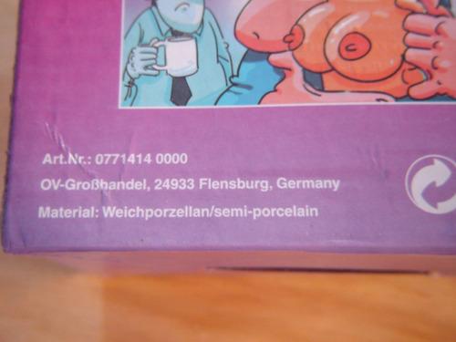 tarro alemán breast mug