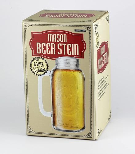 tarro mason beer