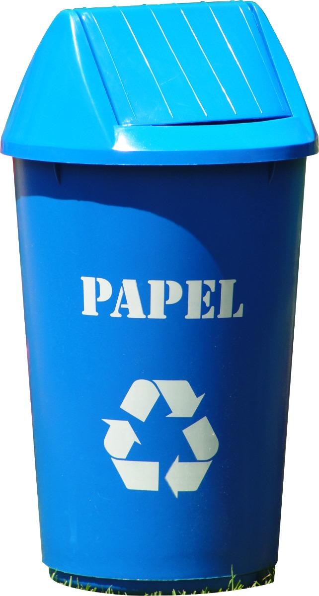 Tarros o basureros de colores para reciclaje de 36 lts en mercado libre - Contenedores de basura para reciclaje ...
