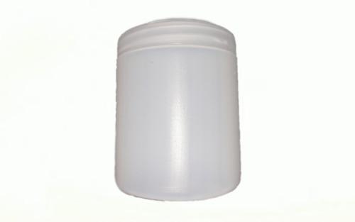 tarros plásticos de medio kilo 500 gr con tapa de rosca