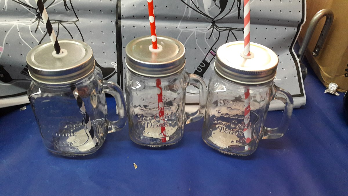 tarros vintage vidrio cargando zoom - Tarros De Vidrio
