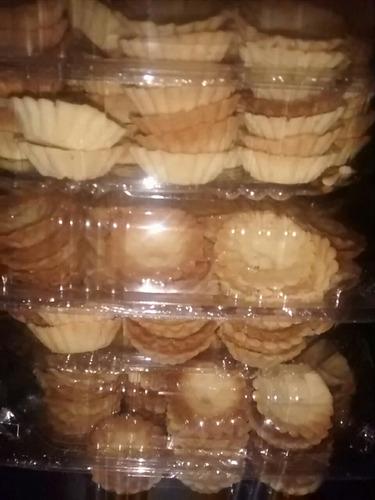 tartaletas saladas y dulces canapé biscochitos y casabitos