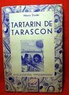 tartarín de tarascón - alphonse daudet - aventuras - 1949