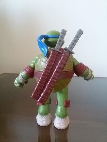 tartaruga ninja leonardo power sound fx