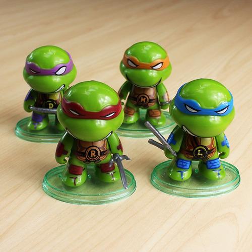 tartarugas brinquedos bonecos