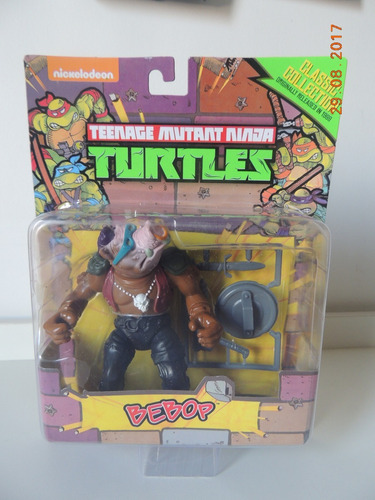 tartarugas ninja classic vilao bebop tmnt colecao