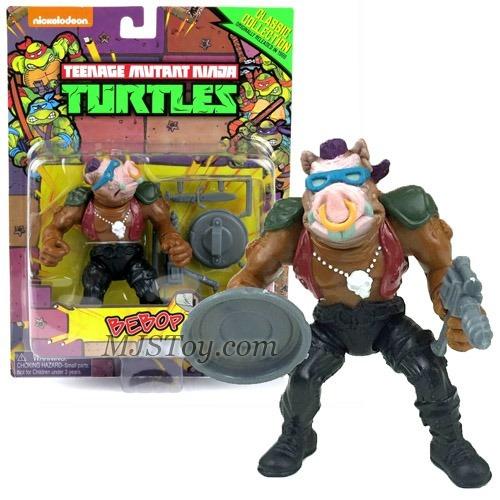tartarugas ninja classic vilao bebop tmnt frete gratis