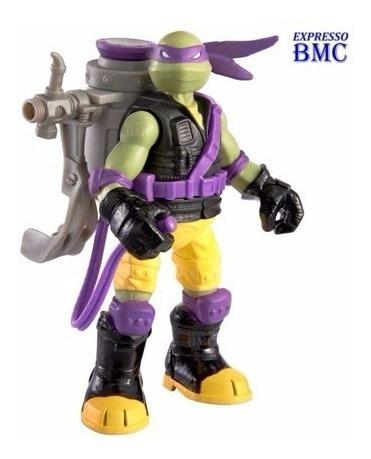 tartarugas ninja donatello mutagen ooze scoopin donnie 12cm
