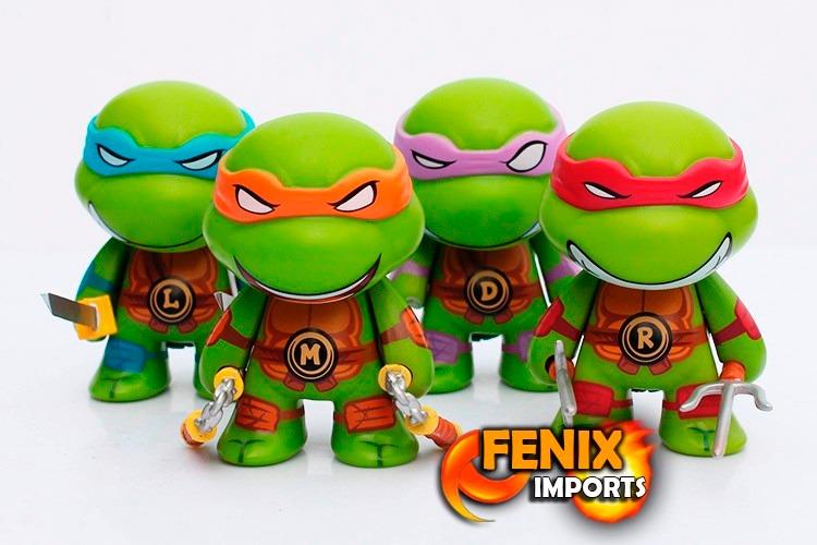 Tartarugas ninjas kit 4 bonecos bonecos tartaruga ninja r 4990 tartarugas ninjas kit 4 bonecos bonecos tartaruga ninja thecheapjerseys Image collections