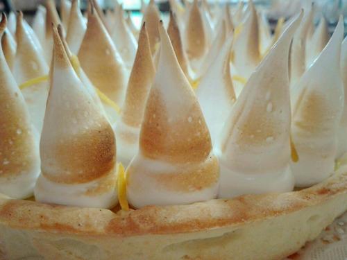 tartas dulces.