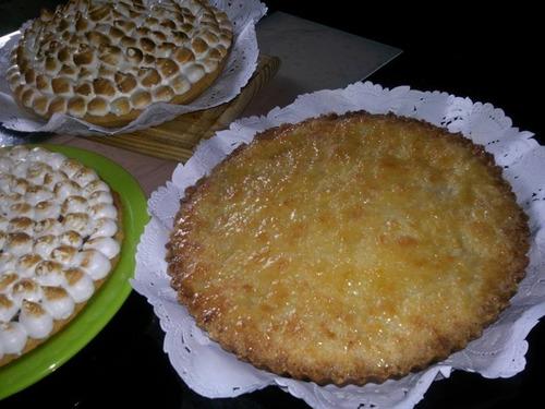 tartas, tortas, dulce