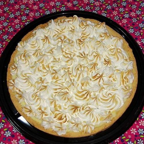 tartas y pie de limón