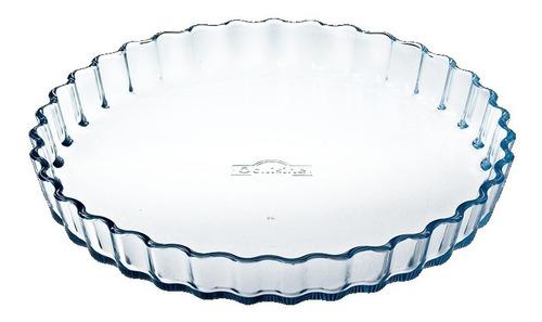 tartera de vidrio templado apto horno o cuisine n° 26 x 3 cm