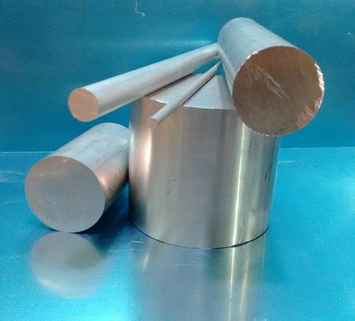 tarugo de aluminio 2.1/2 pol.(63,5mm) c/100mm