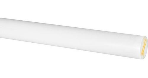 tarugo de nylon em barra de 1 metros x 80mm x 5900g promoção