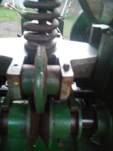 taruguera de banco automatica hasta 25 mm