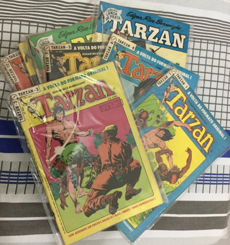 tarzan - 12ª série completa - original