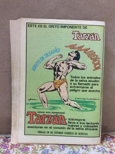 tarzán año x no 157/157 cómic antiguo