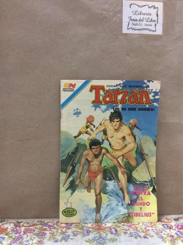 tarzán año xi no 212/212 cómic antiguo