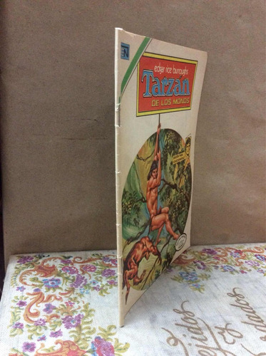 tarzán de los monos año ix no 150 - 150 cómic antiguo