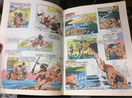 tarzán de los monos año viii no 134 cómic antiguo