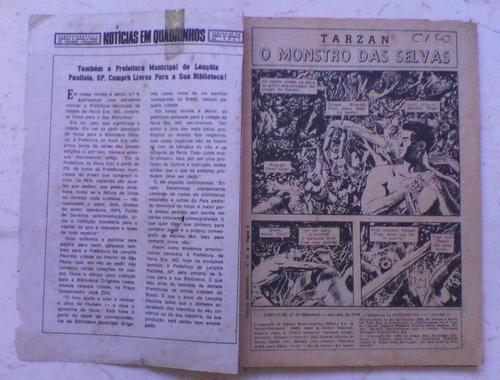 tarzan e o monstro das selvas