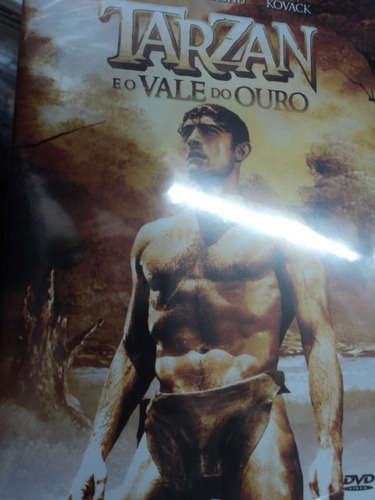 tarzan  e o vale do ouro - mike henry