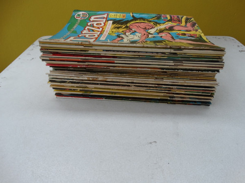 tarzan em cores 2ª série! ebal 1972-76! váriasr$ 29,99 cada!
