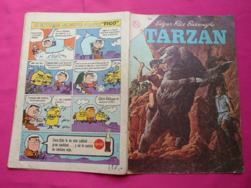 tarzan nº 147 año 1964 - editorial novaro